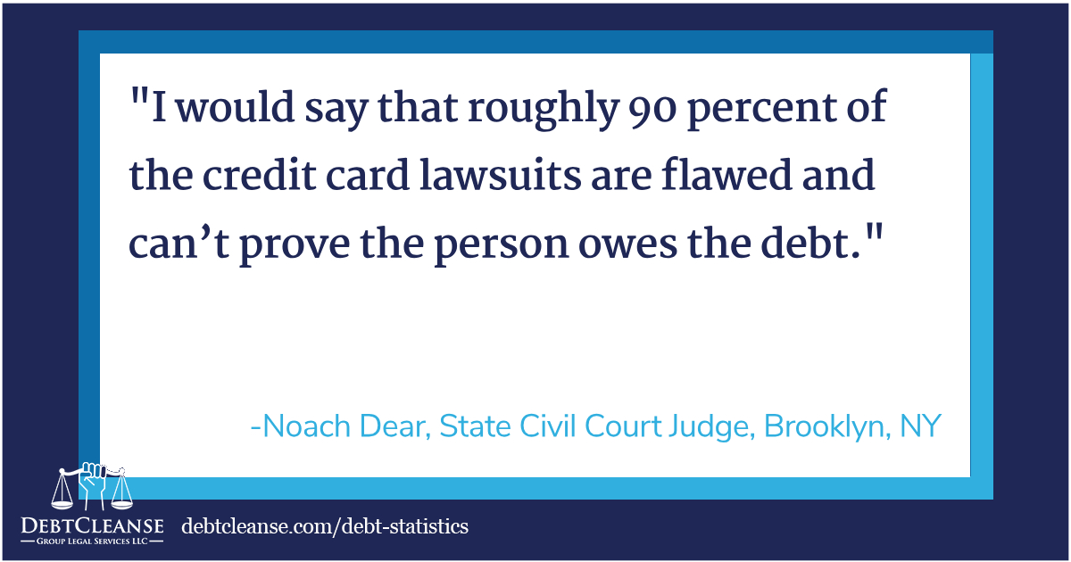 flawed credit card lawsuits
